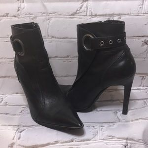 Harley Davidson Pointed Toe Stiletto Boots